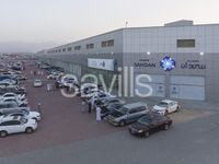Warehouse Commercial in Halban-photo @index