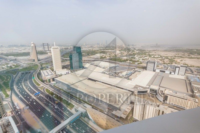 Furnished Apartments For Rent In Sheikh Zayed Road Dubai