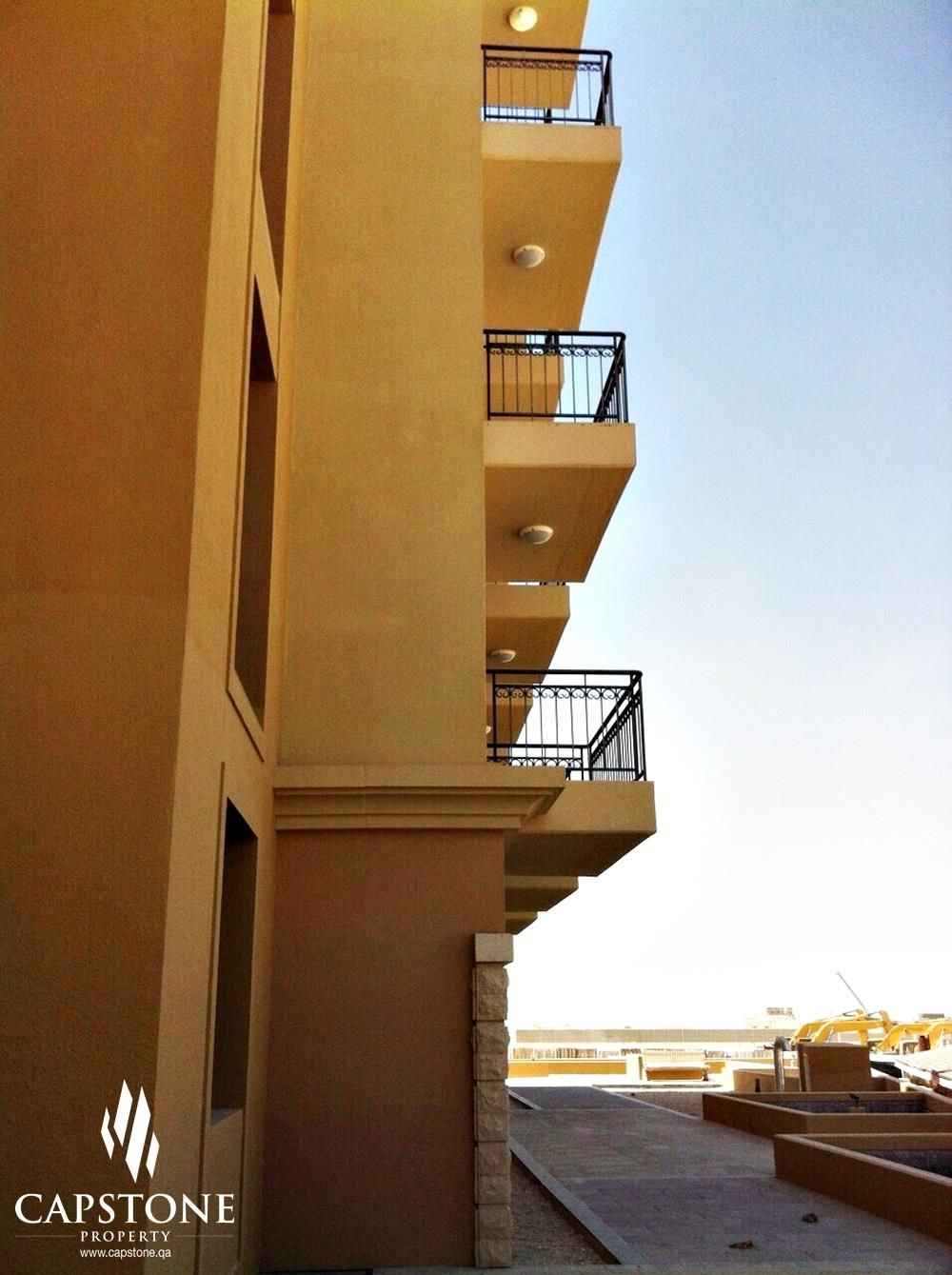 WORTHY INVESTMENT: 1-Bedroom Apartment at Lusail City Fox Hills Piazza 3 For Sale