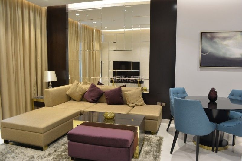 Near Dubai Mall New Furnished 1 Bedroom Apartment