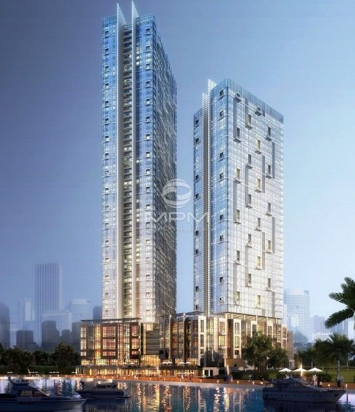 1 Bedroom Apartment In Horizon Towers, Al Reem Island, Abu