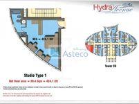 Studio Apartment in Hydra Avenue C6-photo @index