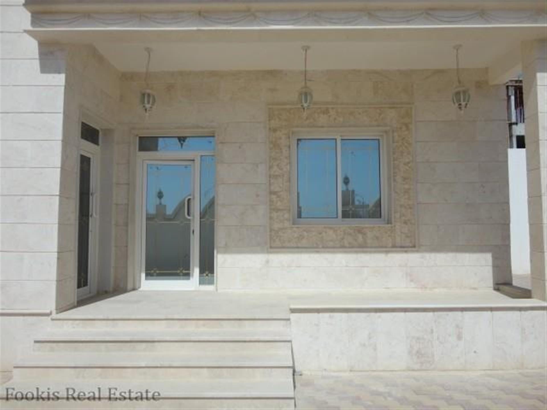 BRAND NEW STAND ALONE VILLA AVAILABLE FOR SALE IN AL KHEESA