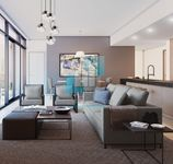 3 Bedroom Apartment in DT 1 by Ellington-photo @index