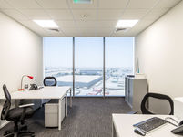 Fully Fitted Office Commercial in Sharjah Airport Freezone (Saif)-photo @index