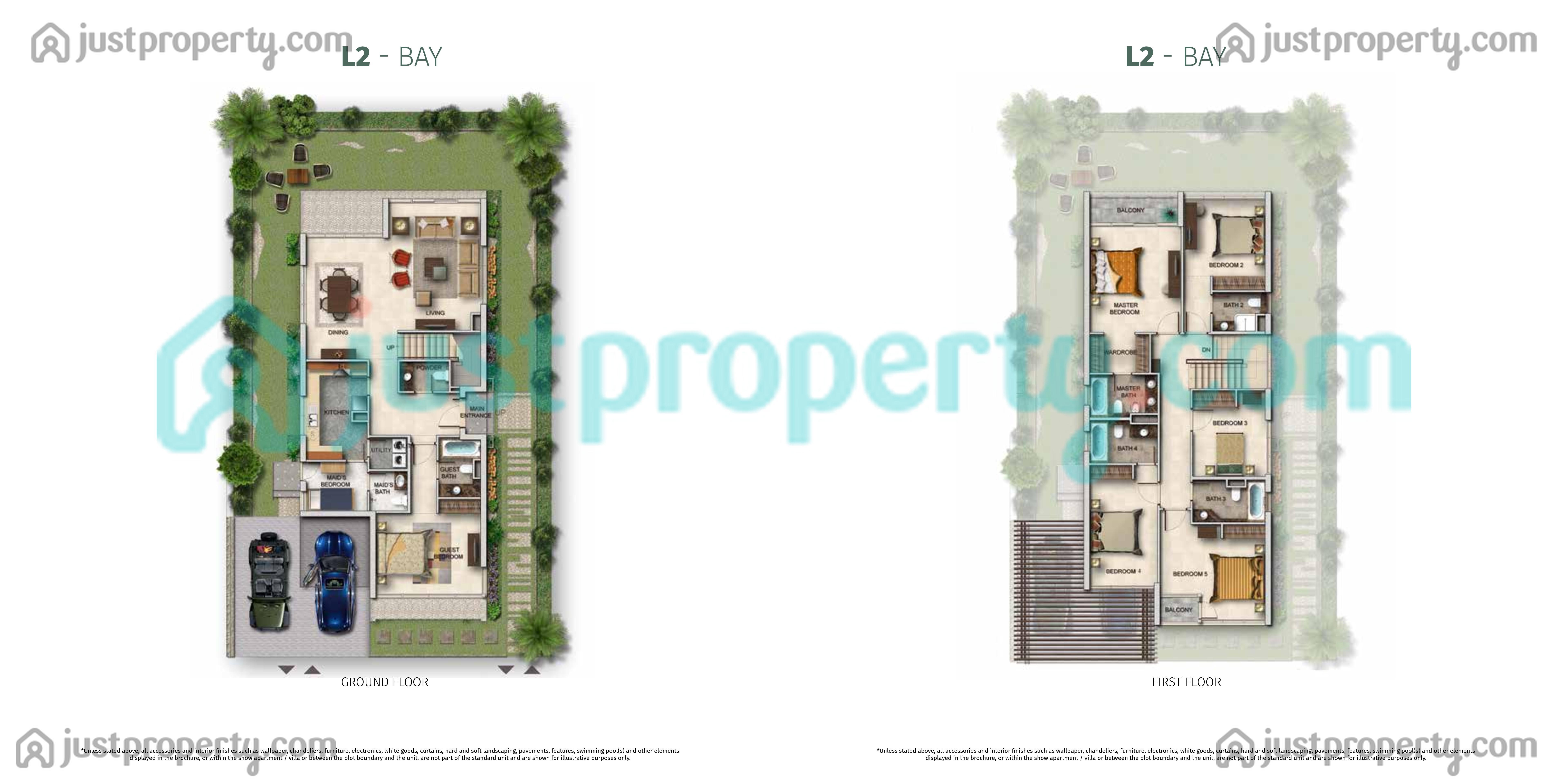 Floor Plans For Nova Hotel Villas