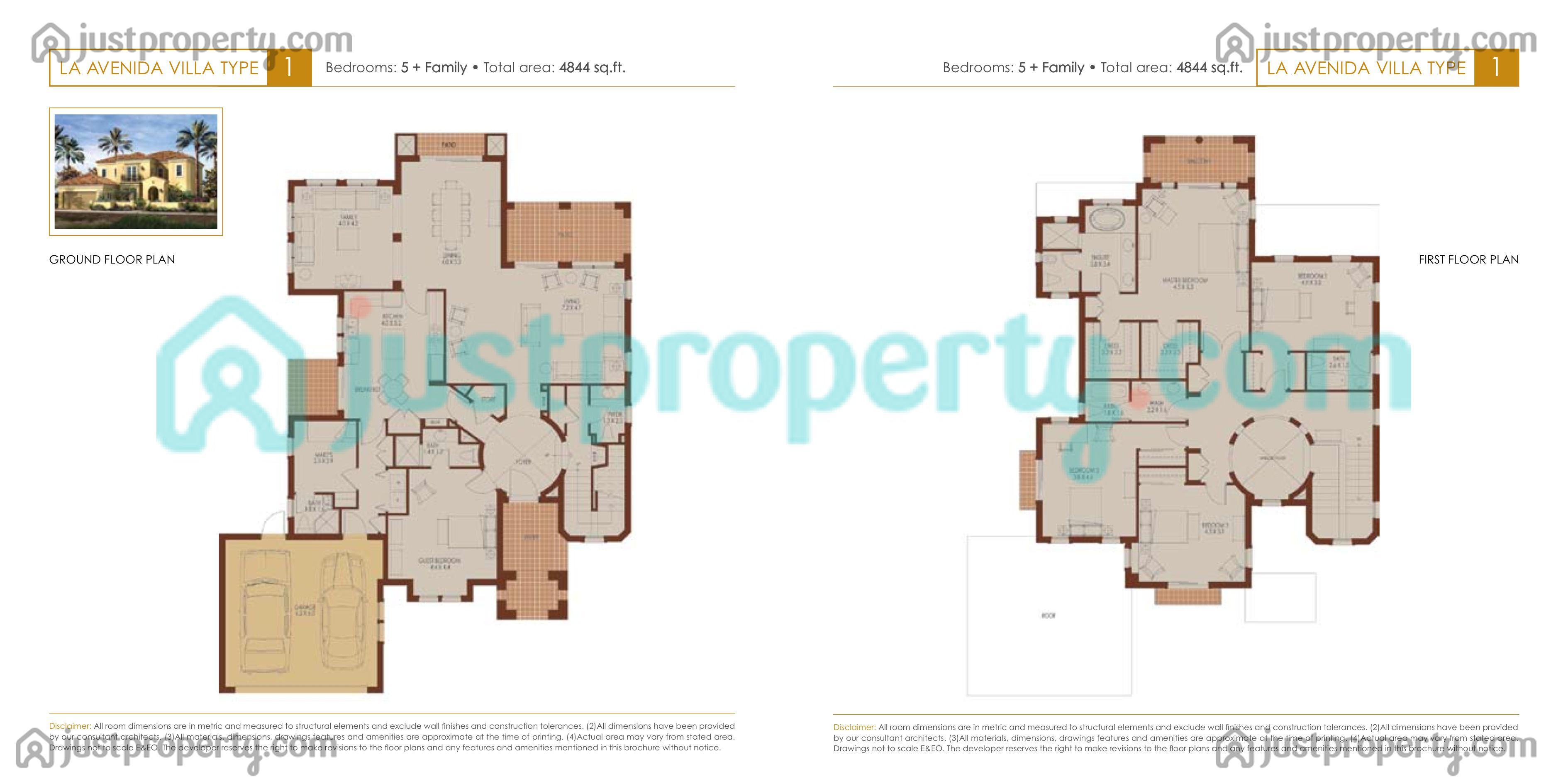 la avenida 1 floor plans justproperty com
