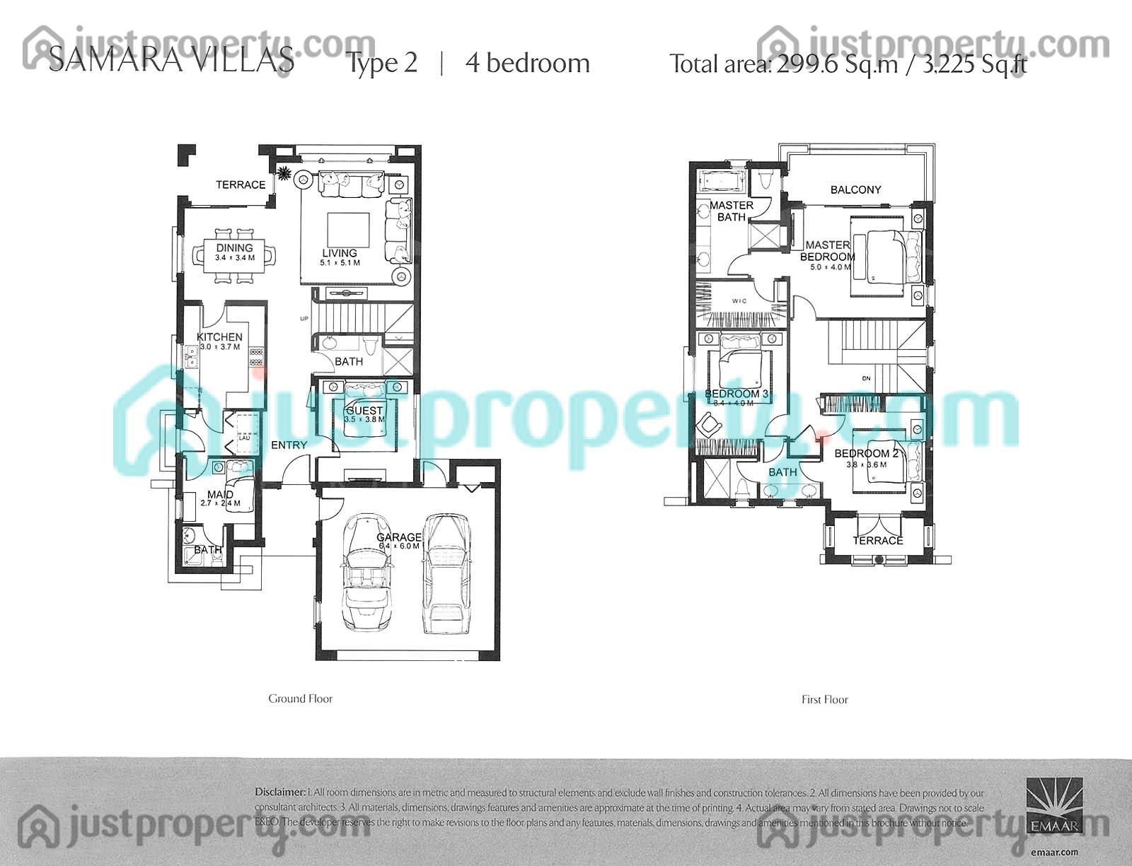 Samara floor plans for 5br house plans