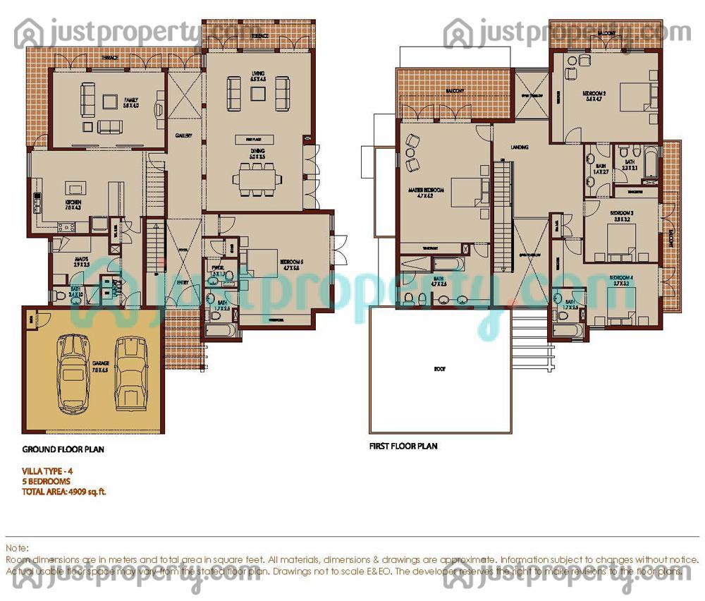 Savannah Floor Plans Justproperty Com