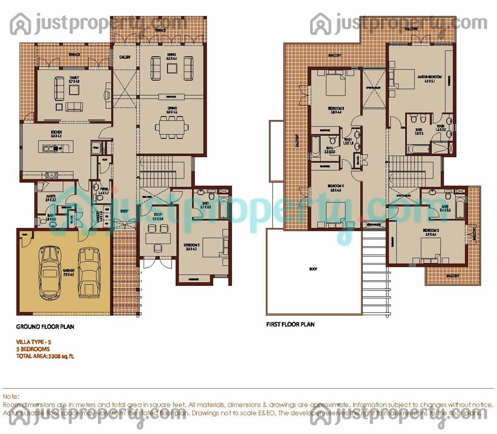 Savannah Floor Plans