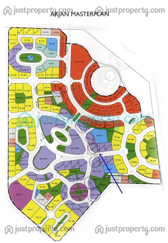 Floor Plans for Arjan