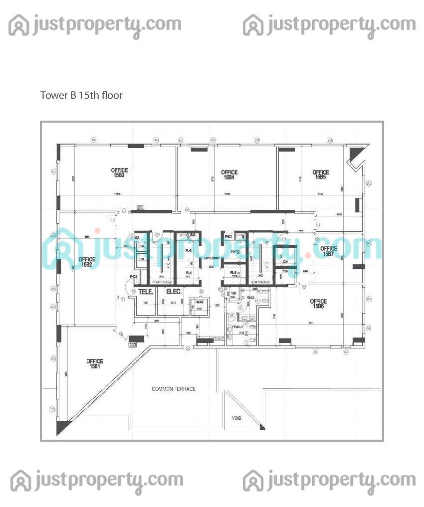 Executive bay floor plans for Floor plans quantum bay