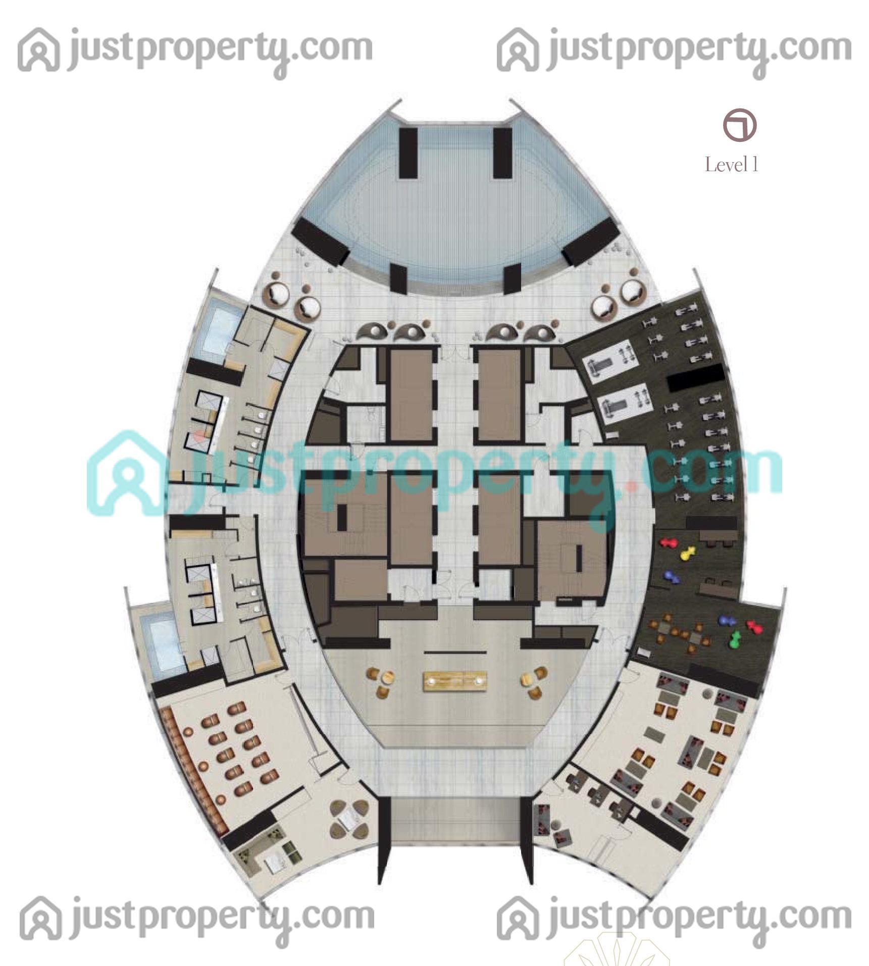D1 Tower Floor Plans Justproperty Com
