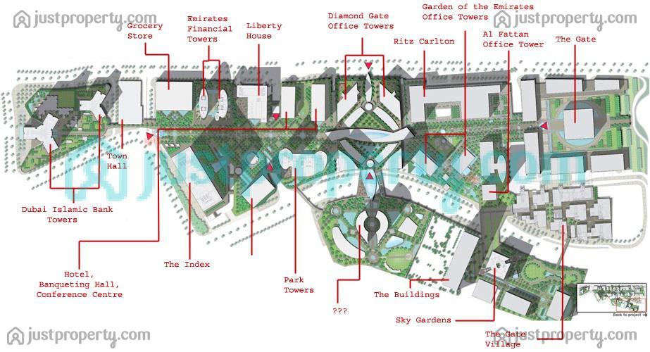 Dubai International Financial Center Difc Floor Plans