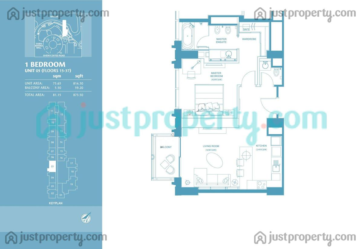 Address marina residences floor plans for Floor plans by address