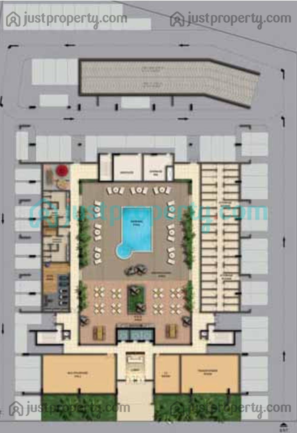 Coral Residence Floor Plans Justproperty Com