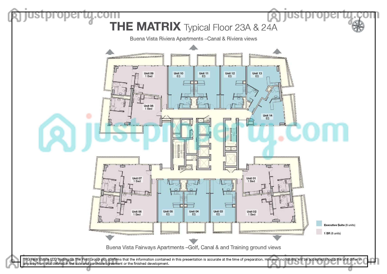The Matrix Floor Plans Justproperty Com