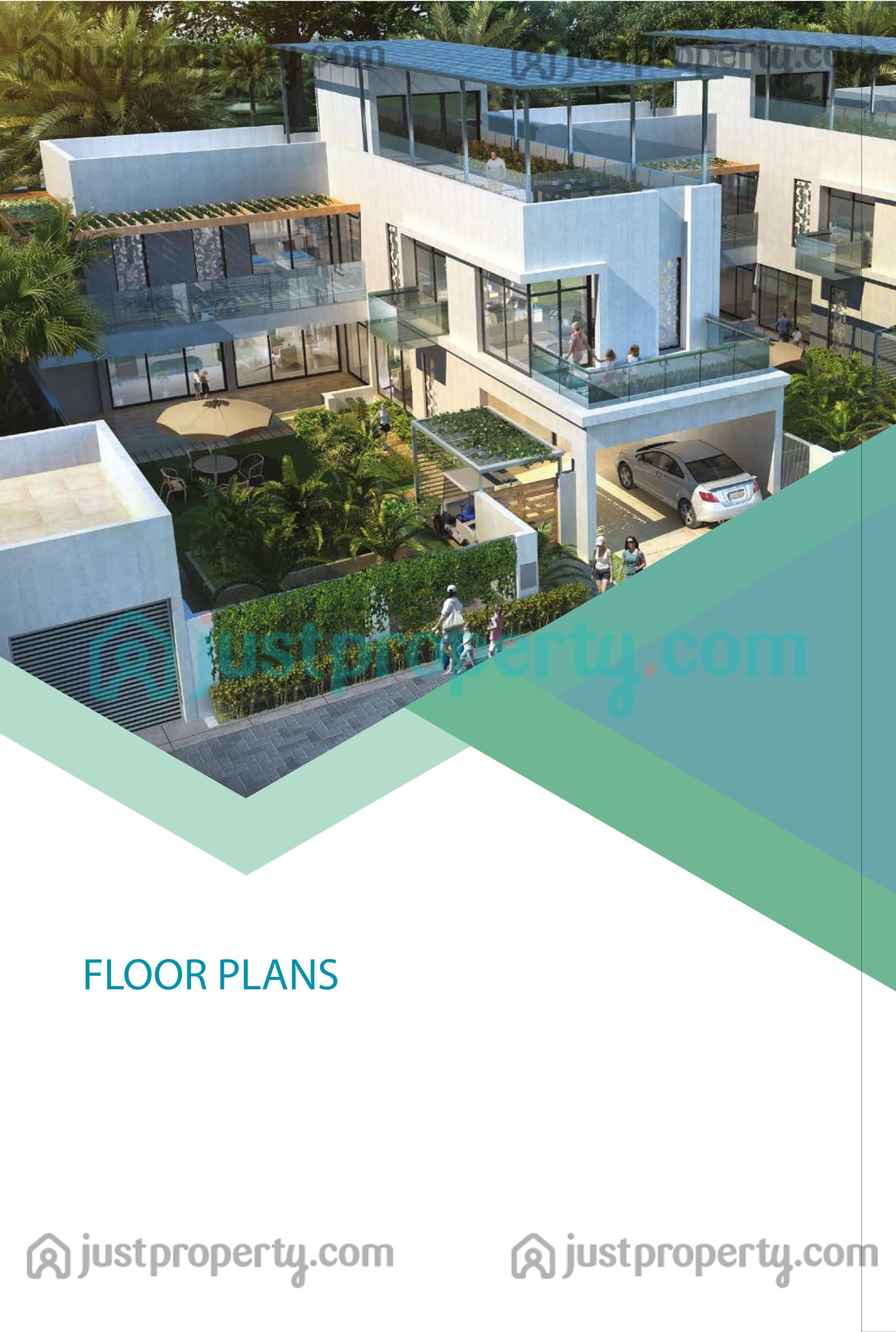 Dubai sustainable city floor plans for Sustainable home design