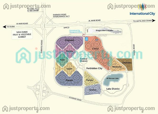 International City Floor Plans Justproperty Com