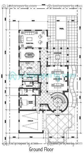 Wild flower floor plans for Floor plans jumeirah golf estates