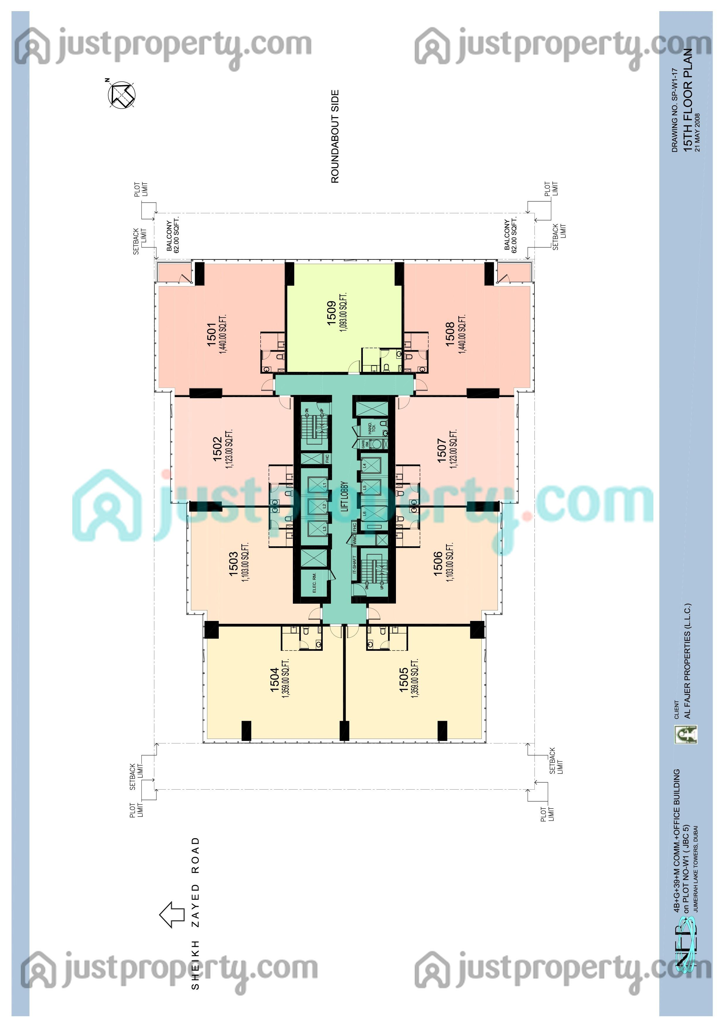 floor plan for business