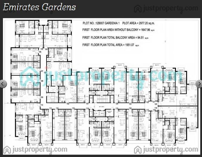 The Villages Floor Plans Gardenia Home Plan