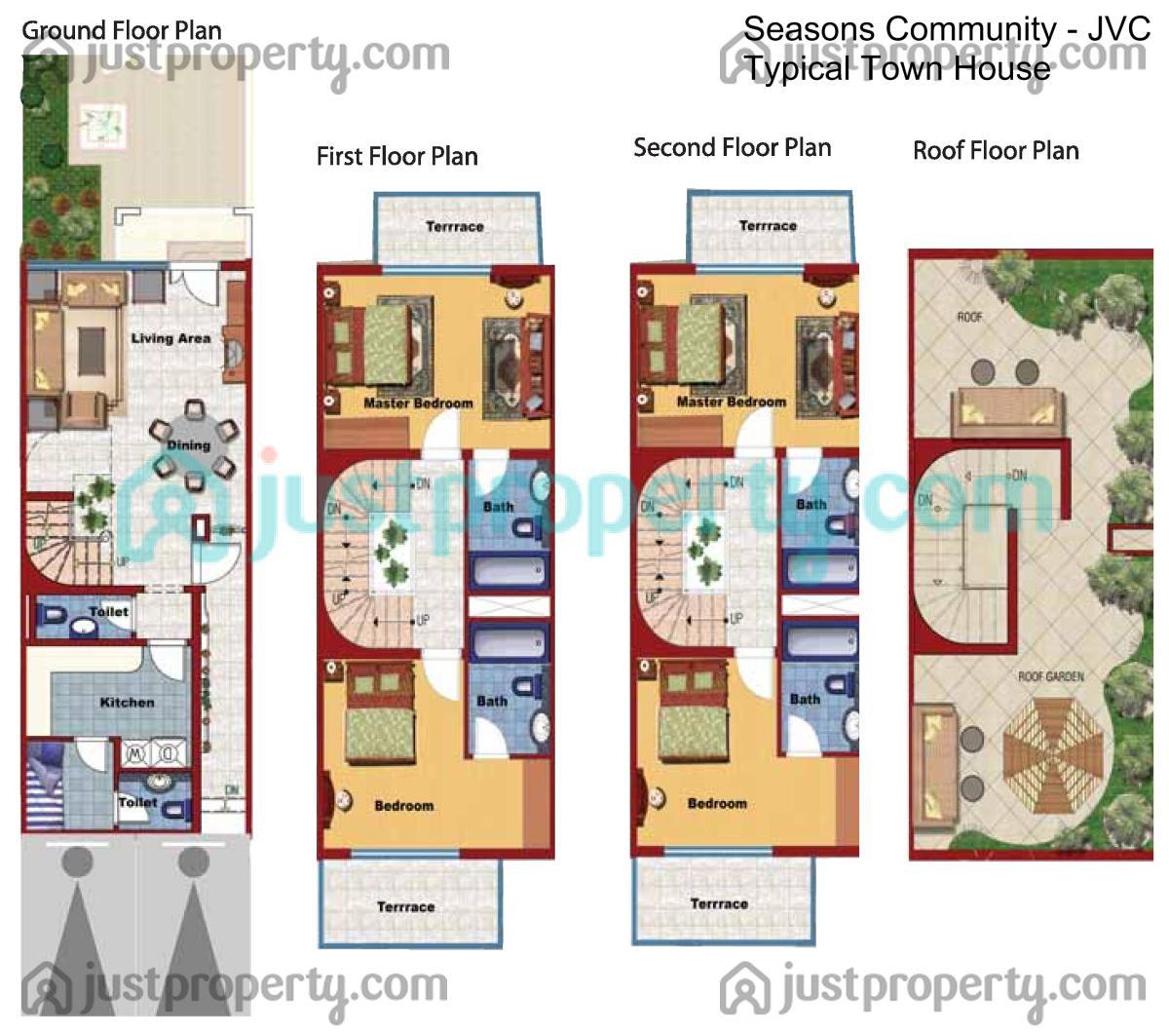 Circle House Plans Floor Plans
