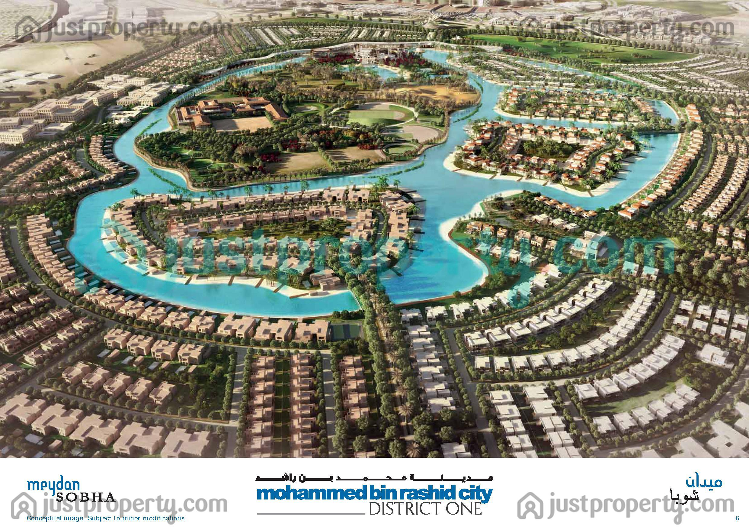 Meydan Sobha Master Plans Floor Plans Justproperty Com
