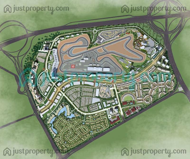 Motor City Floor Plans
