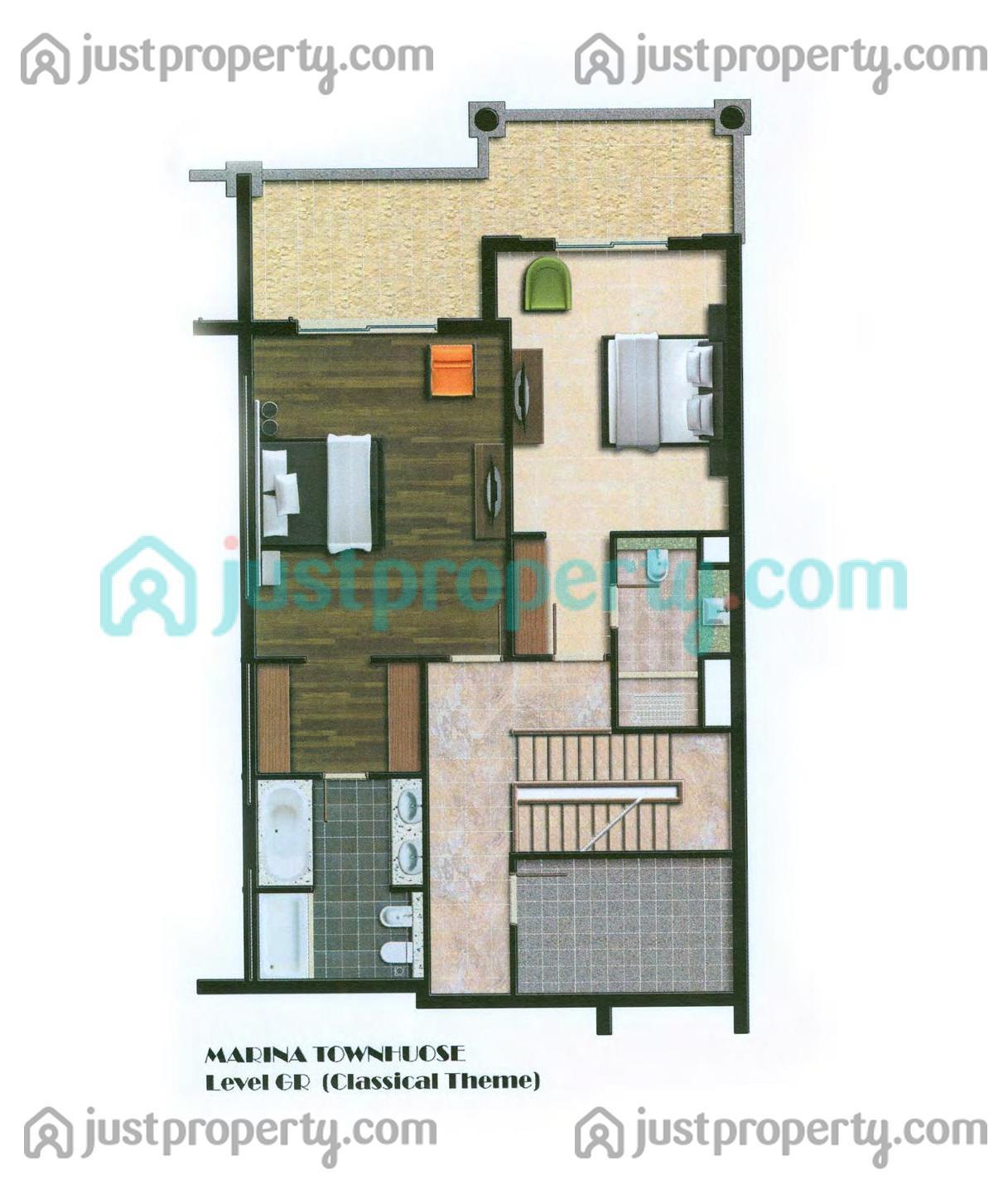 Floor Plans For Marina Residence Floor Plans