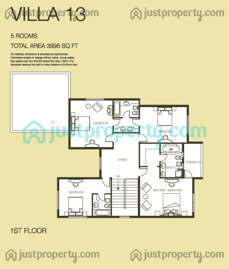 69+ Meadows Type 2 Floor Plan - Floor Plans For Meadows Villas Type ...
