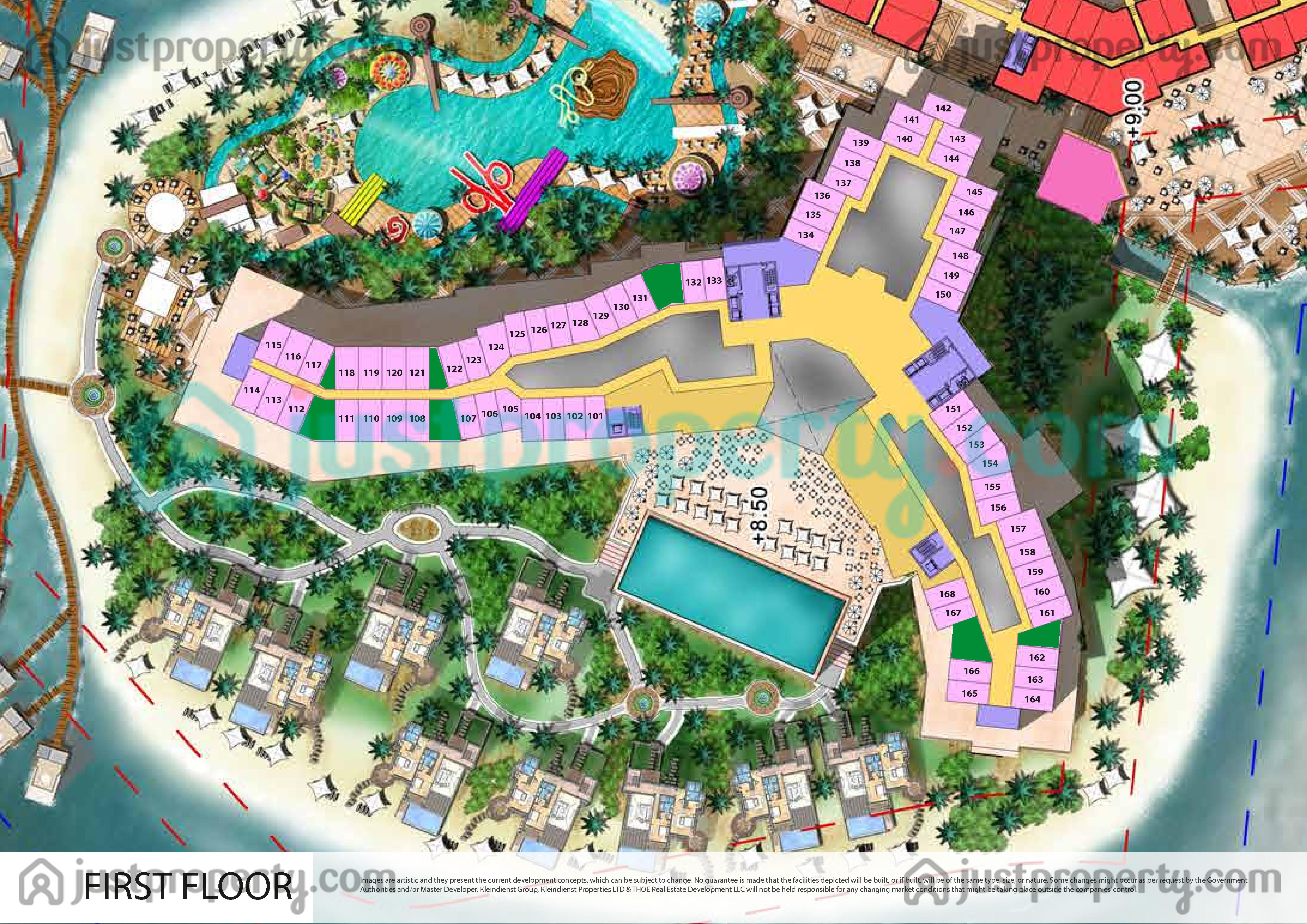 business plan of sunway lagoon