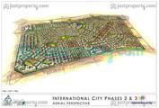 Floor Plans for International City